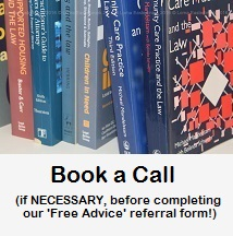 Book a call - if you absolutely must